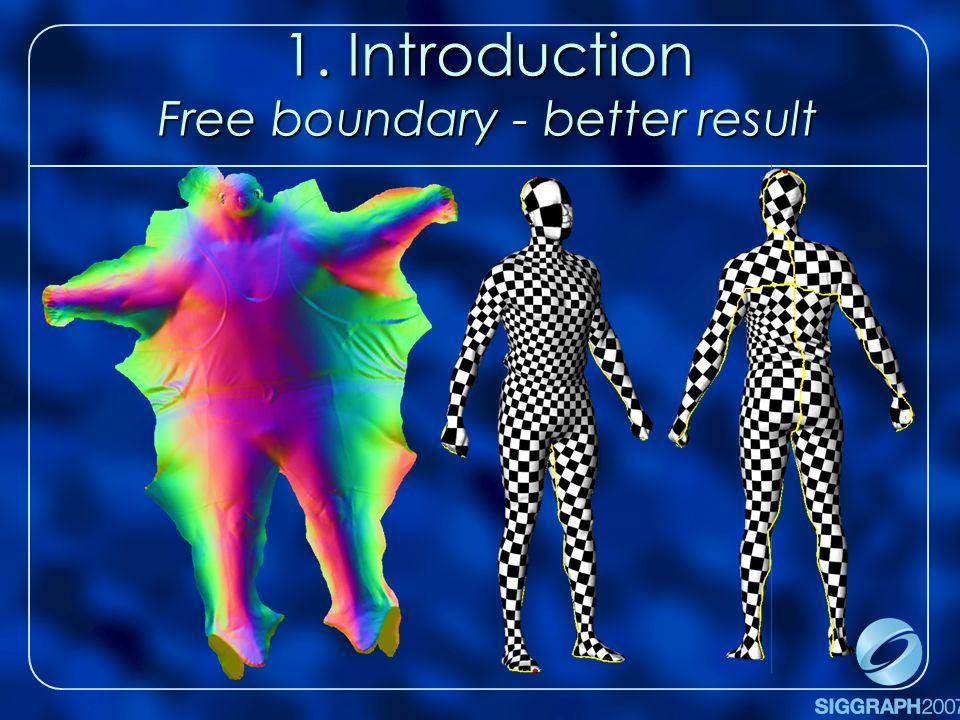 1. Introduction Free boundary - better result