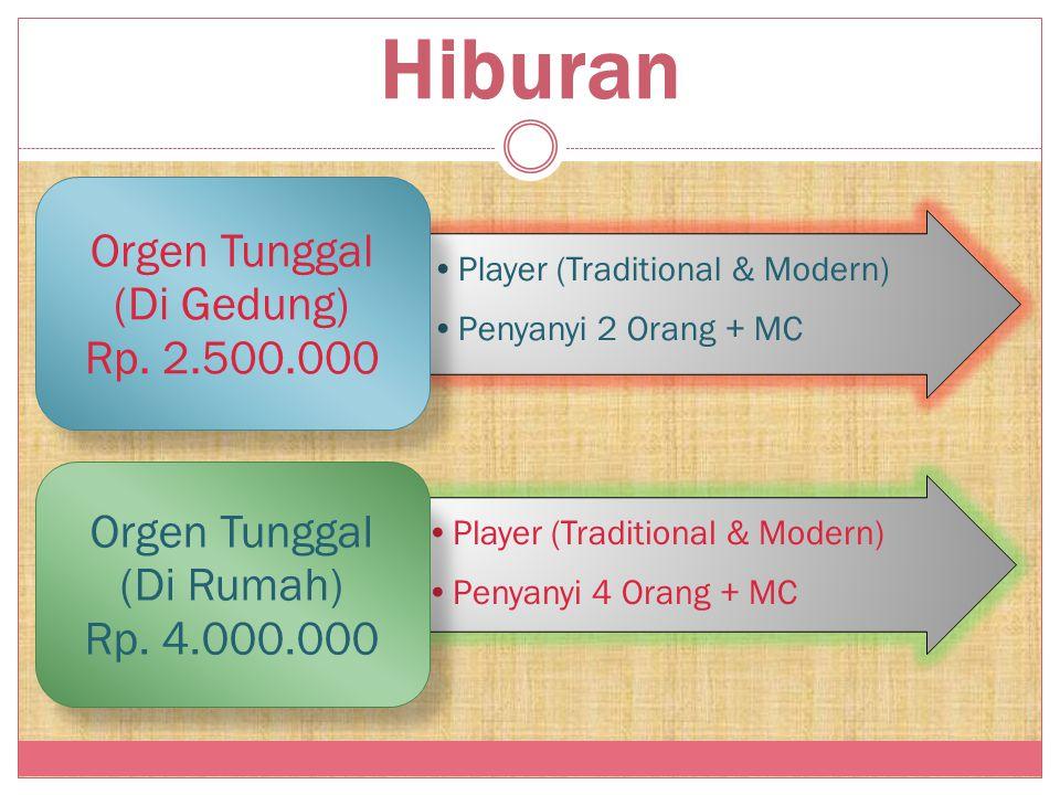 Foods 35 ribu / Porsi Makan Besar Traditional/modern snack Pondokan Soda / non soda Minuman