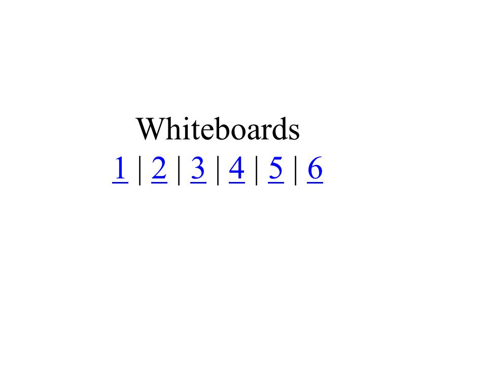 Whiteboards 11 | 2 | 3 | 4 | 5 | 623456