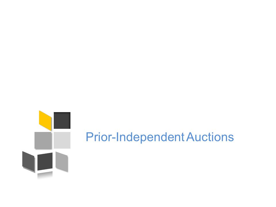 Prior-Independent Auctions