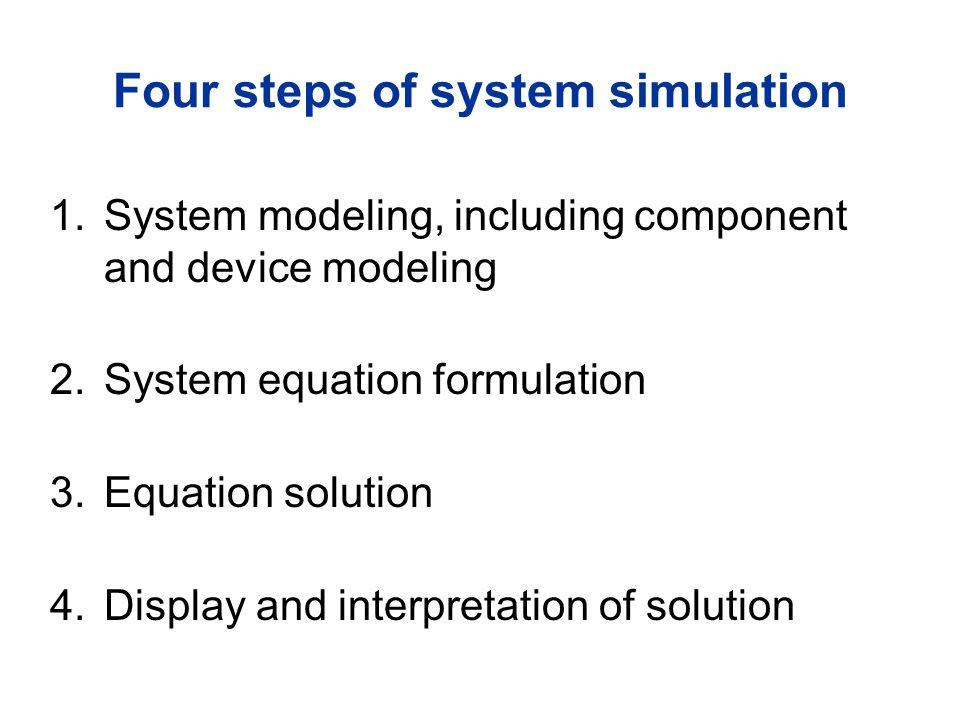 Mem Systems – Current-Controlled Memristive System: v M = f 1 (x,i M,t)i M (t) dx/dt= f 2 (x,i M,t) – Voltage-Controlled Memristive System: i M = f 1 (x,v M,t)v M (t) dx/dt= f 2 (x,v M,t)