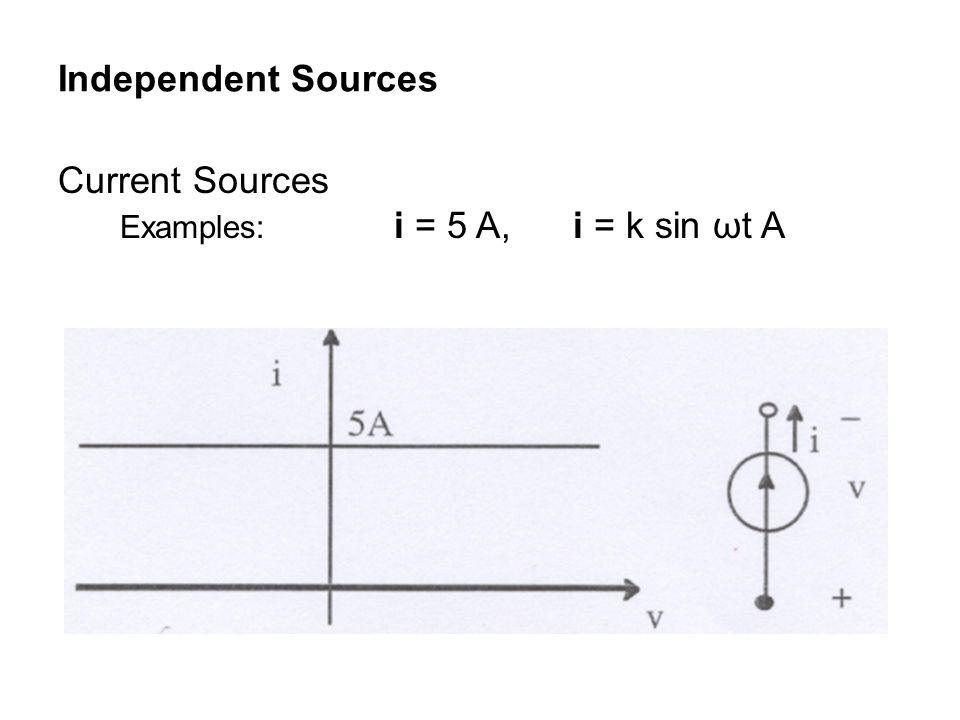 Nonlinear Resistors Two terminals i = g(v) voltage-controlled v v i v f(i,v) = 0 v = r(i) current-controlled v