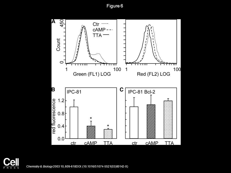 Figure 6 Chemistry & Biology 2003 10, 609-618DOI: (10.1016/S1074-5521(03)00142-X)