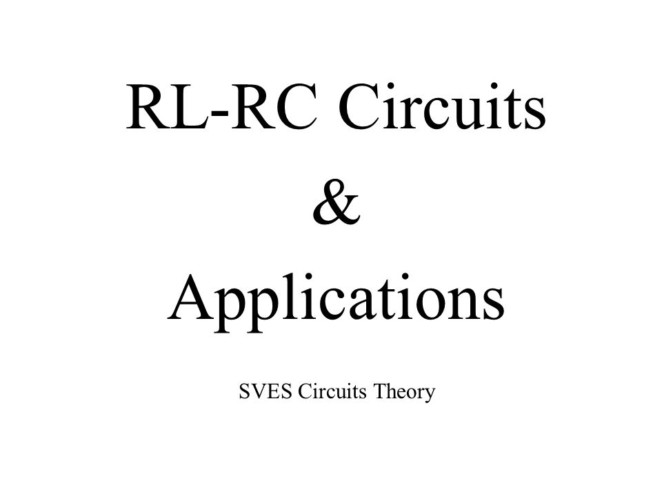 Voltages of a series RL circuit. 61 V