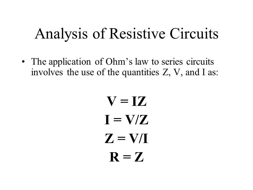 Inductive ac circuit Voltage is 24 volts Peak