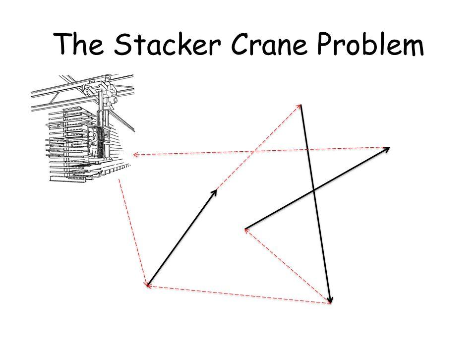 The Stacker Crane Problem