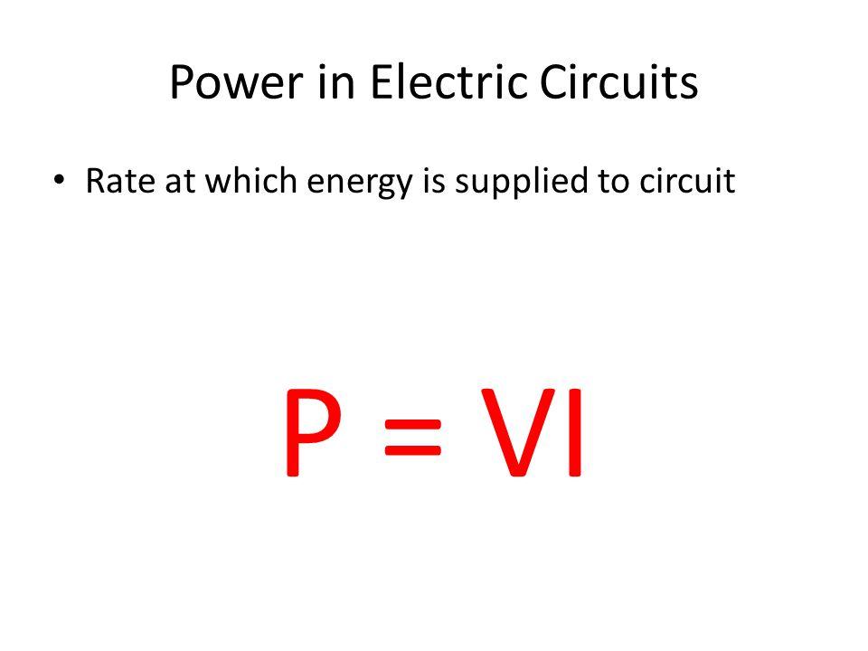 SERIES CIRCUIT R eq = equivalent resistance of the system R eq = R 1 + R 2 + R 3 + …