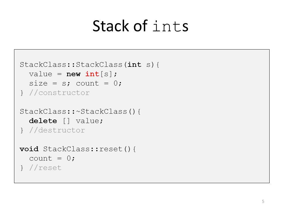 Overloaded I/O for Vectors ostream& operator<<(ostream& output_stream, vector v){ output_stream<< ( ; for(int i=0; i<VECSIZE-1; i++) output_stream << v.data[i] << , ; output_stream << v.data[VECSIZE-1] << ) ; return output_stream; } //overloaded output istream& operator>>(istream& input_stream, vector &v){ for(int i=0; i<VECSIZE; i++) input_stream>>v.data[i]; return input_stream; } //overloaded input 26