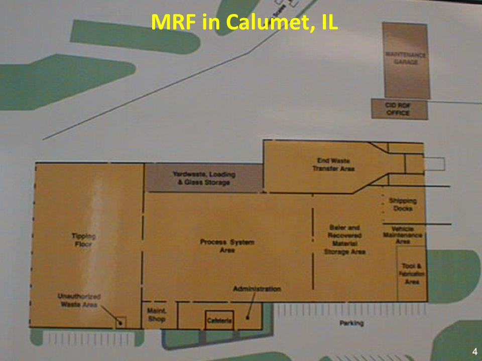 MRF in Calumet, IL 4