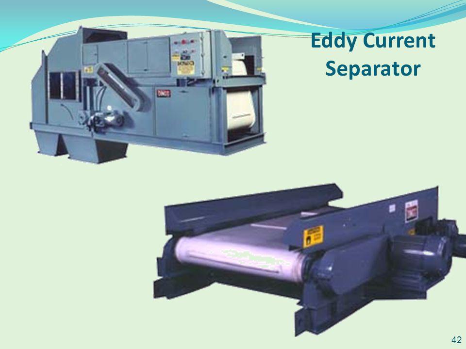 Eddy Current Separator 42