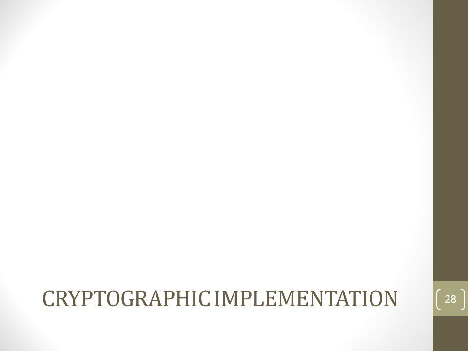 Digital signature schemes 29 Sign sk Verify vk m s Yes/no Setup Kg ν params sk vk m