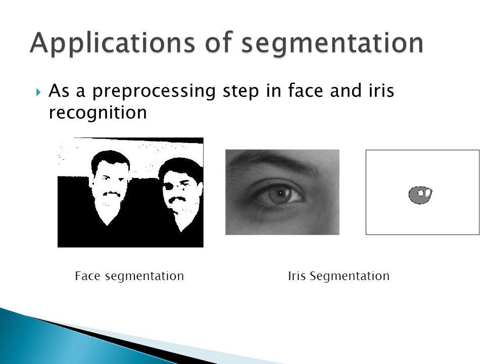  We ran the algorithm exhaustively on Berkeley Segmentation dataset.