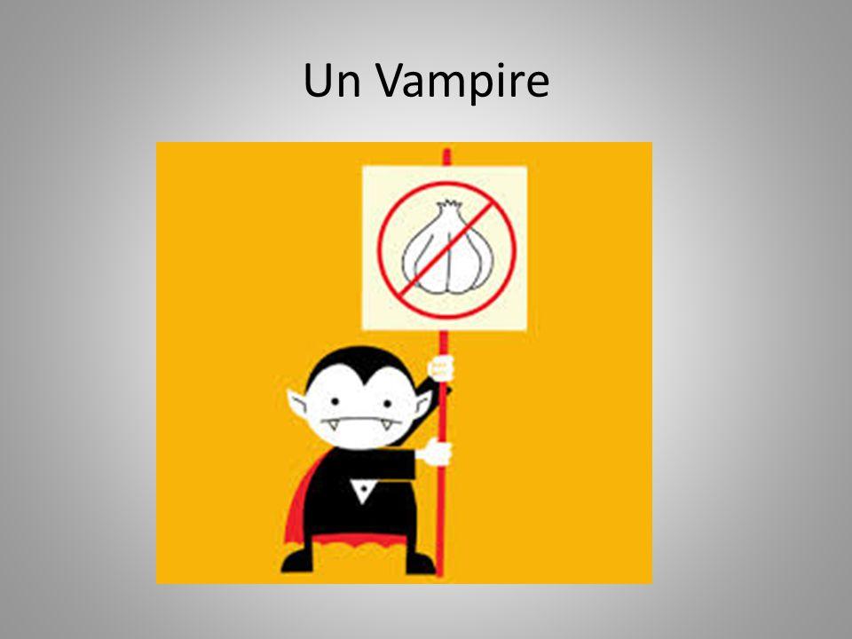 Un Vampire