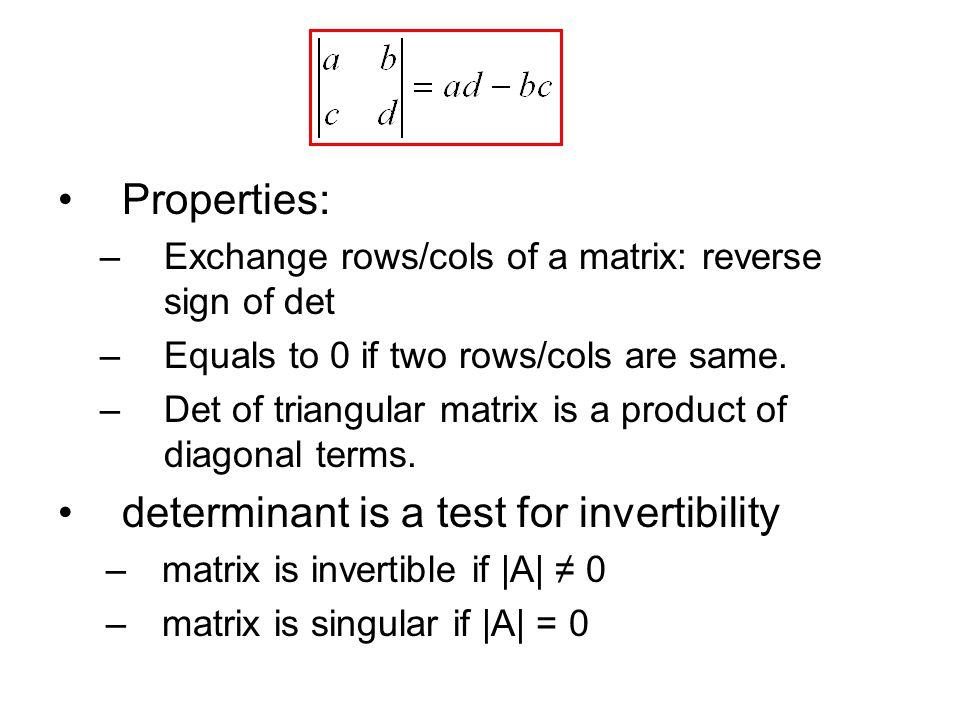 Ax = b … LUx = b, we can say Ux = y, and solve Ly = b and then Ux = y.