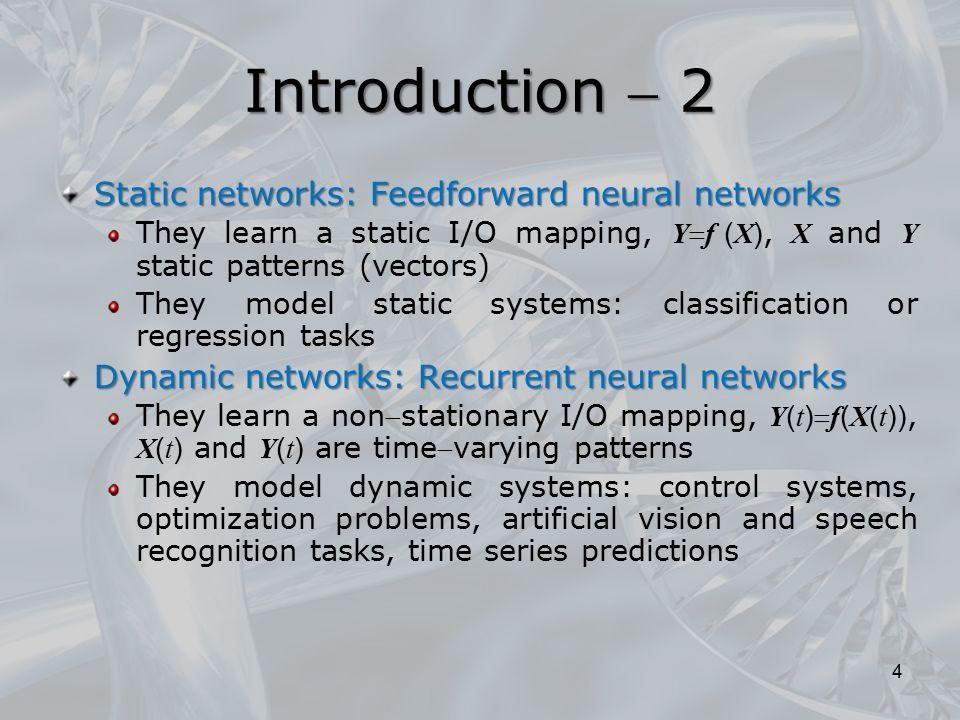 The encoding network: binary trees 65