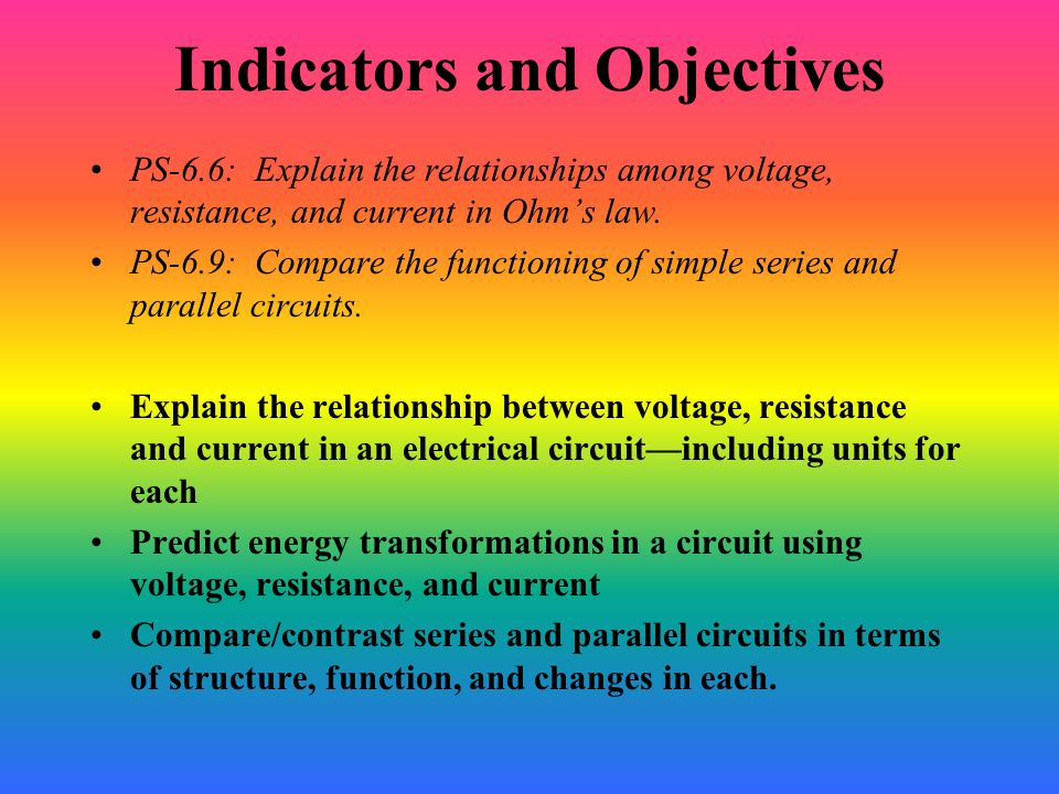 What Affects Resistance?