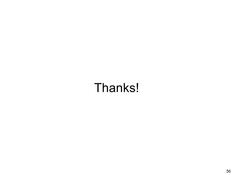 56 Thanks!