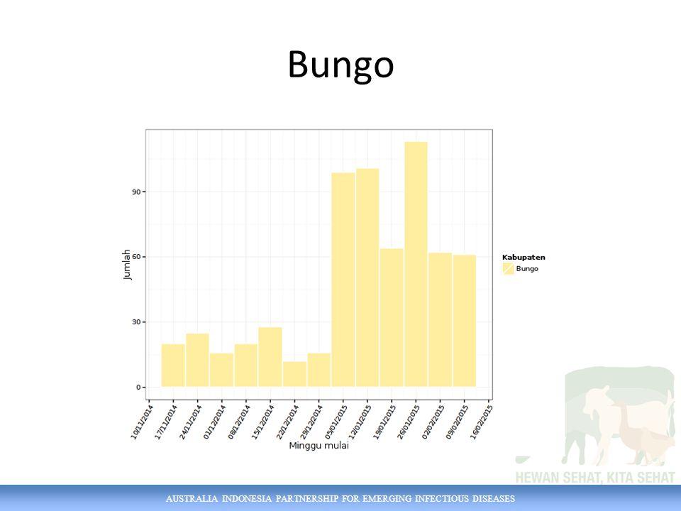 AUSTRALIA INDONESIA PARTNERSHIP FOR EMERGING INFECTIOUS DISEASES Bungo