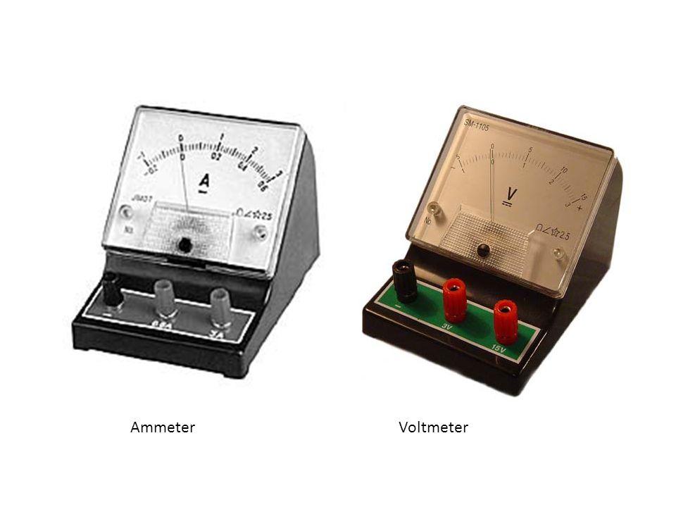 AmmeterVoltmeter