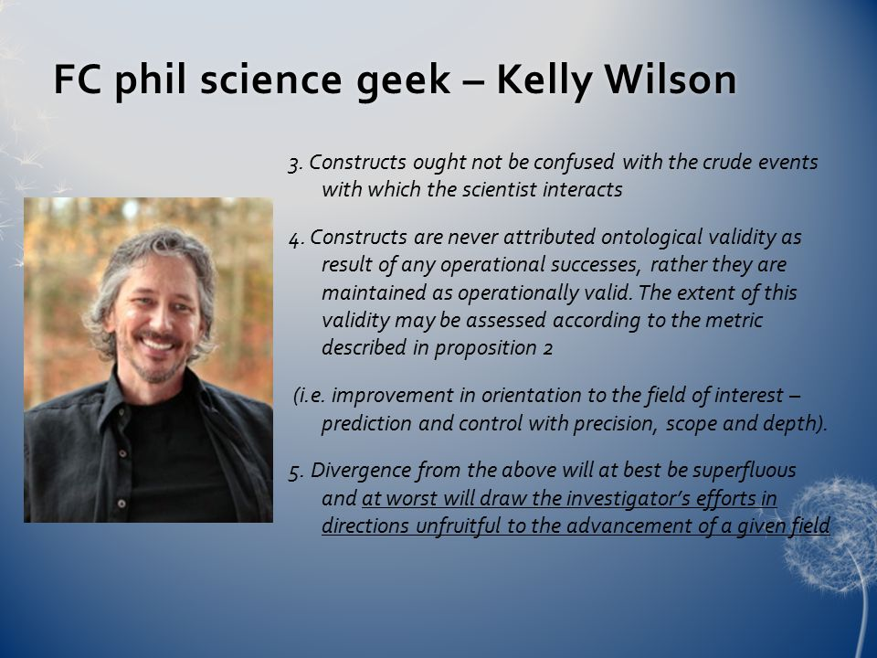 FC phil science geek – Kelly WilsonFC phil science geek – Kelly Wilson 3.