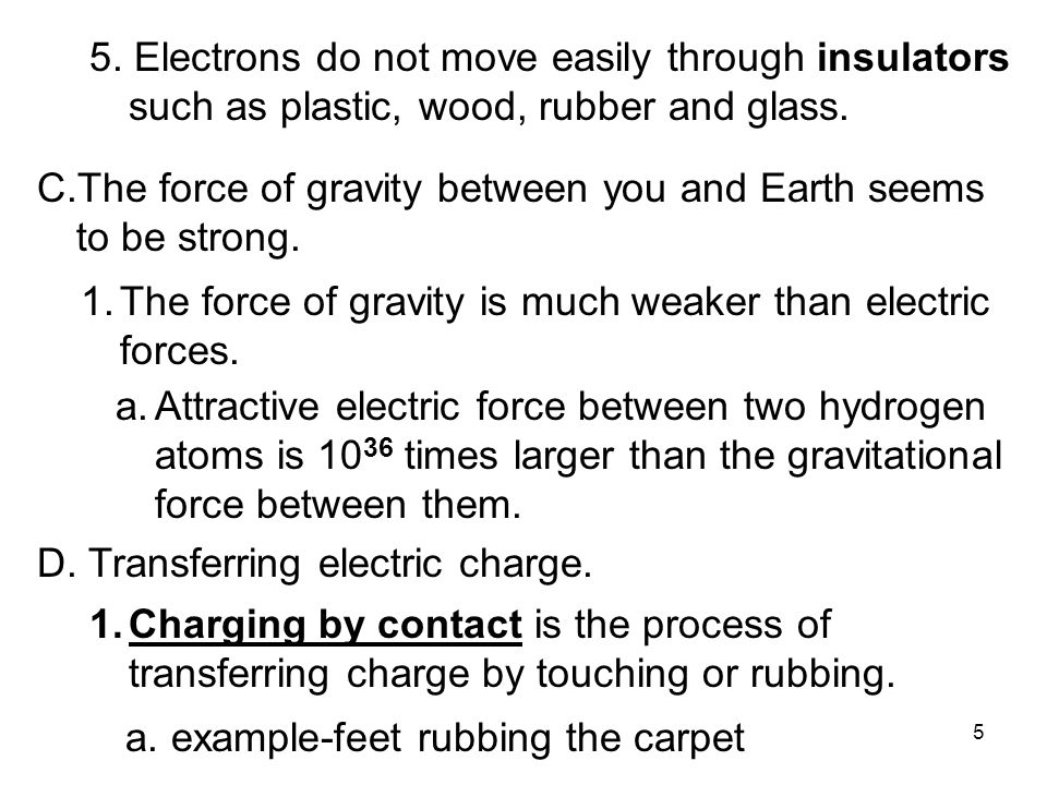 16 Electric Current Discussion What property of electric current causes light bulbs to give light.