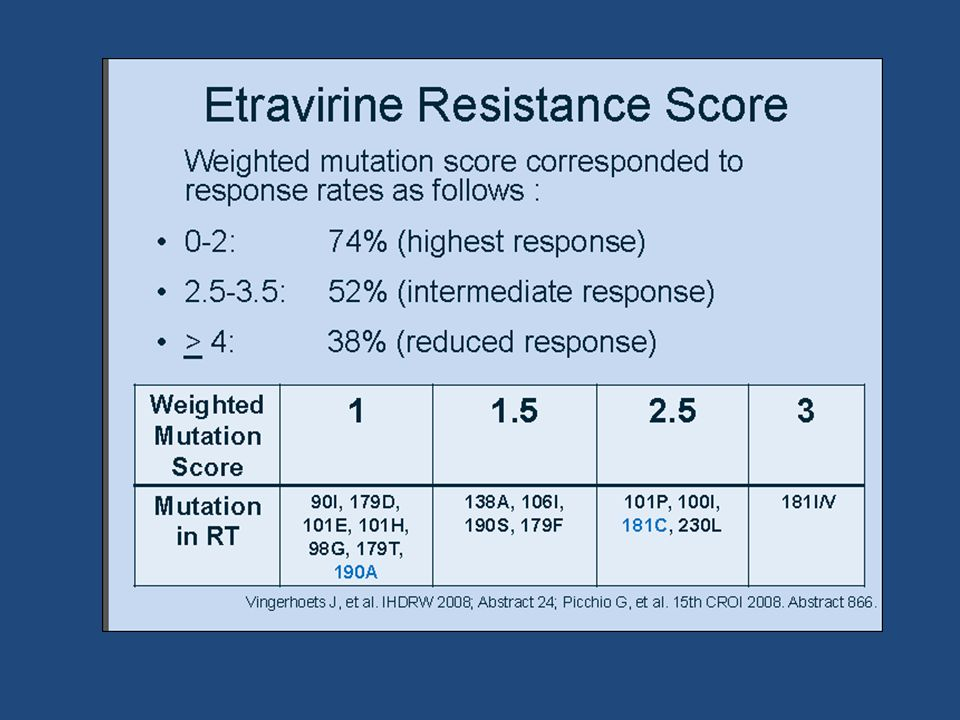 Etravirine