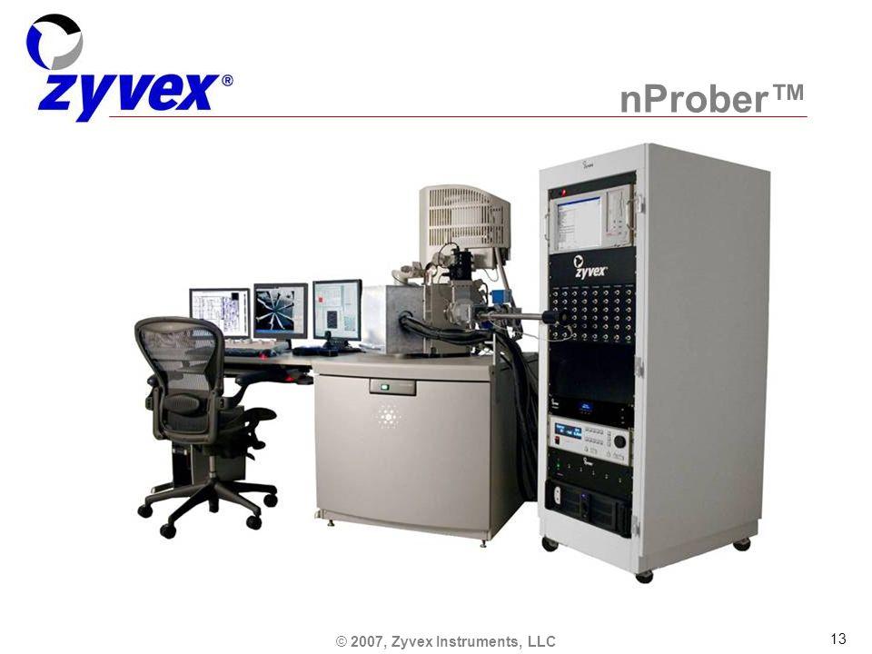 © 2007, Zyvex Instruments, LLC 13 nProber™