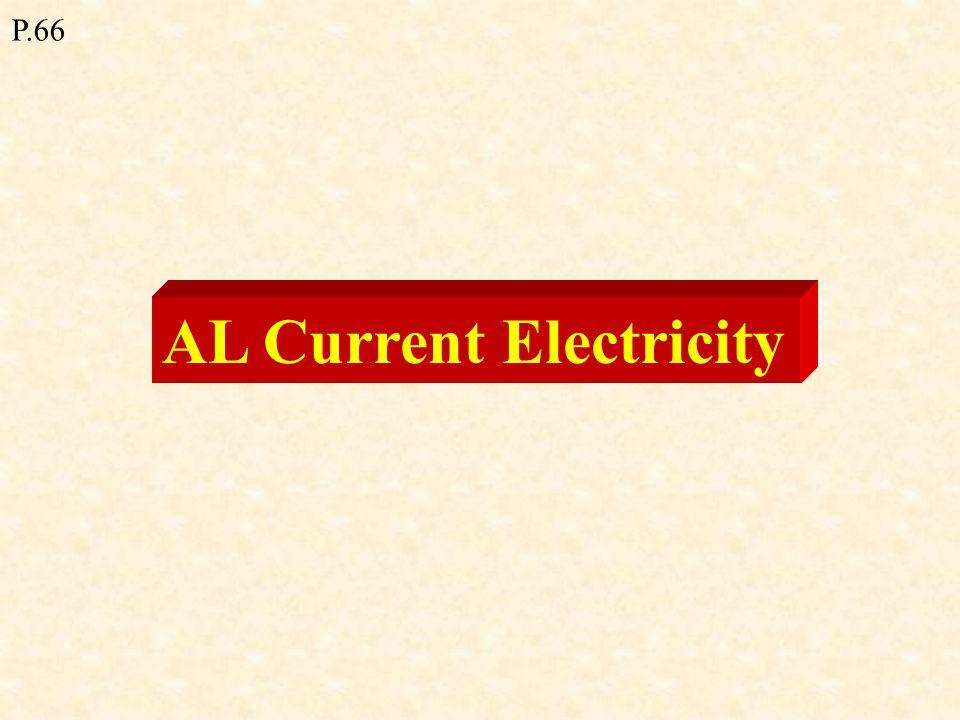 AL Current Electricity P.66