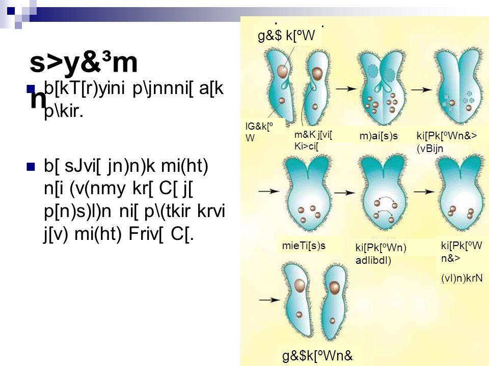 s>y&³m n b[kT[r)yini p\jnnni[ a[k p\kir. b[ sJvi[ jn)n)k mi(ht) n[i (v(nmy kr[ C[ j[ p[n)s)l)n ni[ p\(tkir krvi j[v) mi(ht) Friv[ C[. g&$ k[ºW lG&k[º