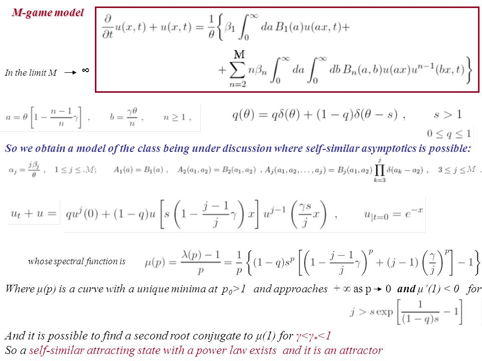 Part III Some issues of variable hard and soft potential interactions Dissipative models for Variable hard potentials with heating sources: All moments bounded Stretched exponential high energy tails Spectral - Lagrange solvers for collisional problems Deterministic solvers for Dissipative models - The space homogeneous problem Computations of Self-similar solutions Space inhomogeneous problems – Simulations of boundary value problems – boundary layers