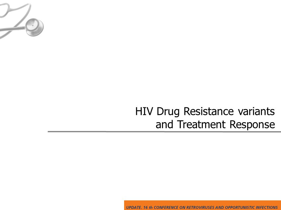 HIV Drug Resistance variants and Treatment Response