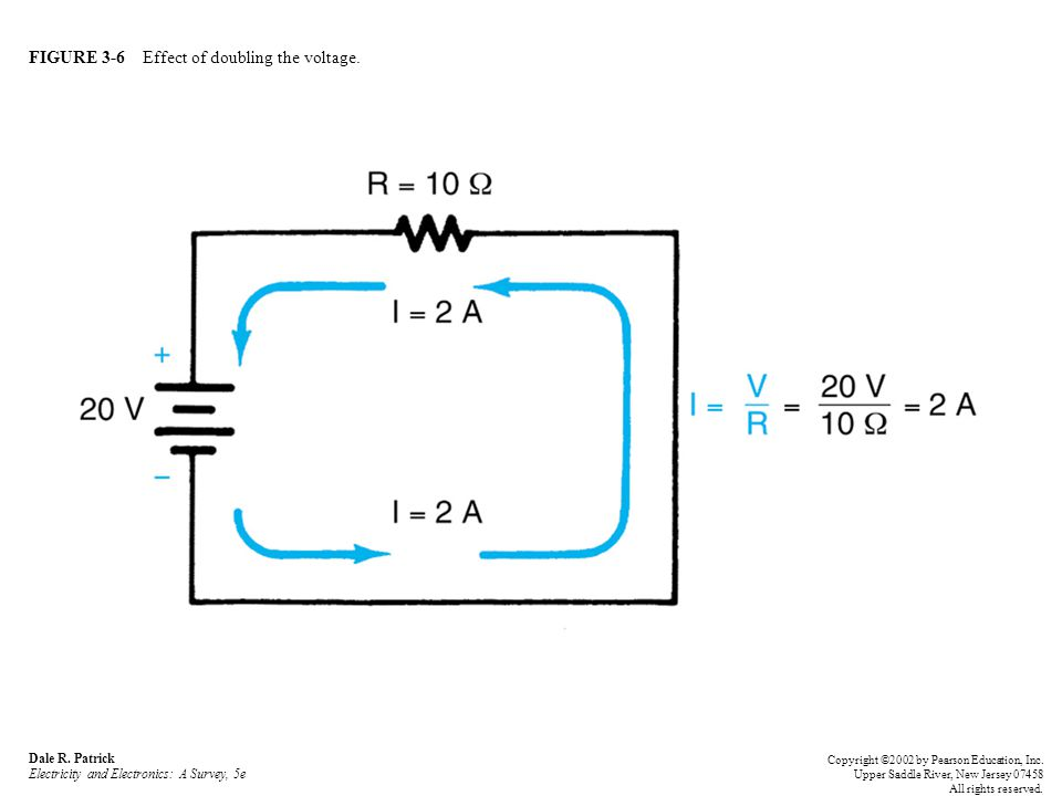 FIGURE 3-17 Parallel electrical circuit.Dale R.
