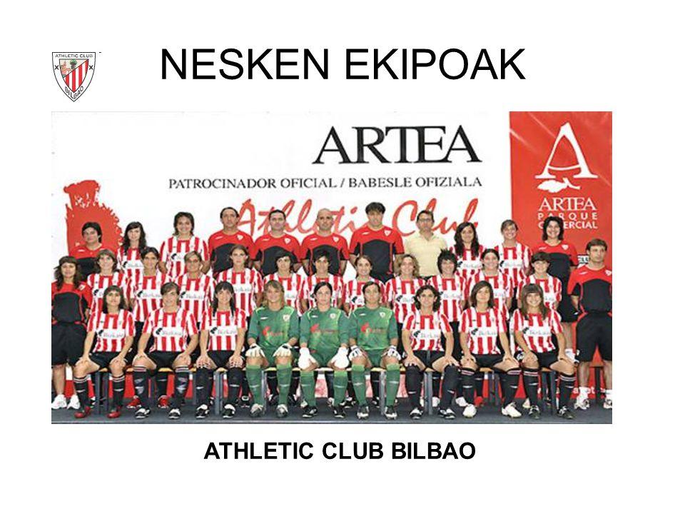 NESKEN EKIPOAK ATHLETIC CLUB BILBAO