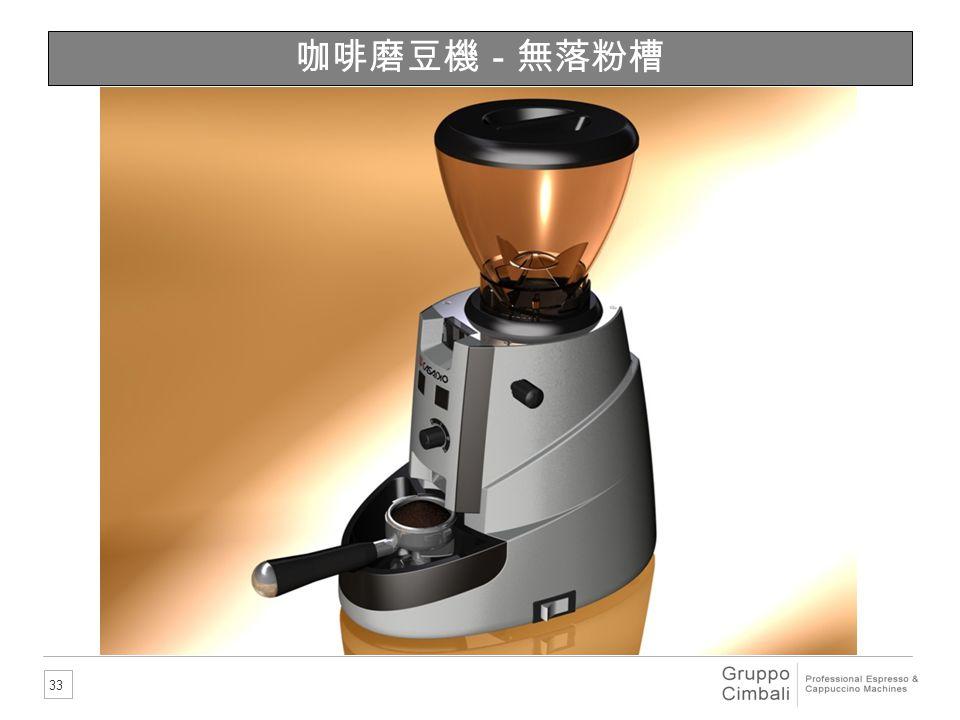33 咖啡磨豆機-無落粉槽