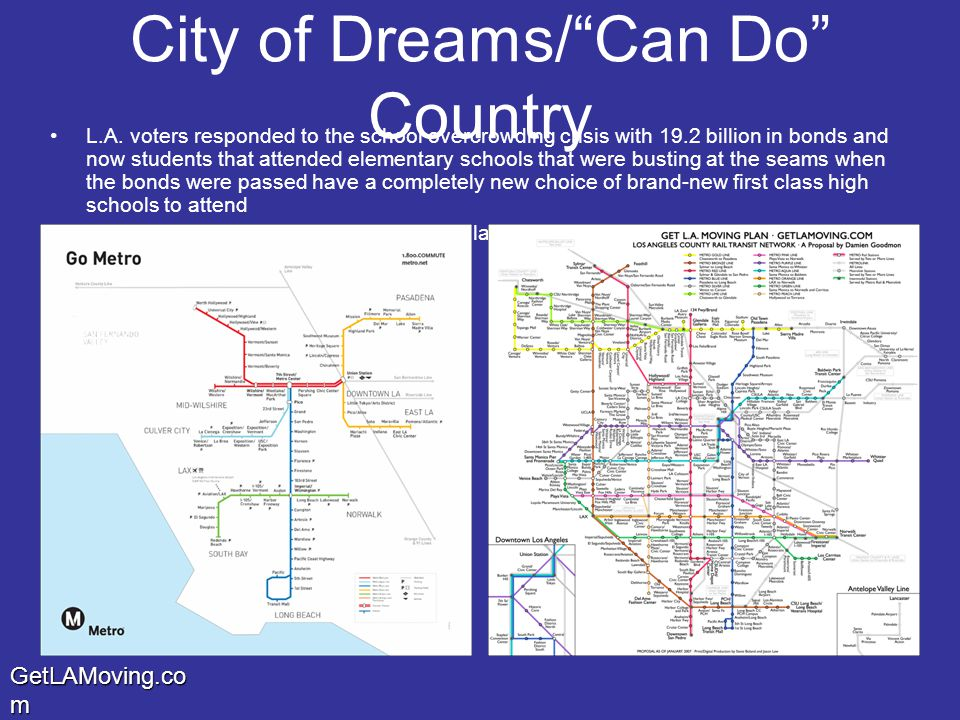 GetLAMoving.co m City of Dreams/ Can Do Country L.A.