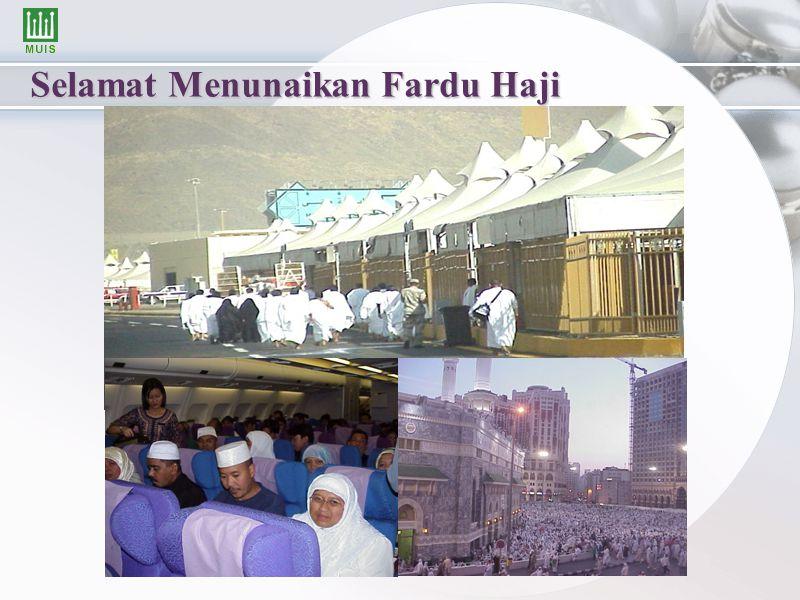 Selamat Menunaikan Fardu Haji