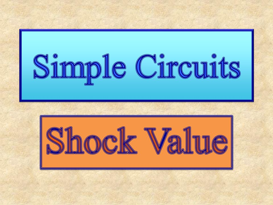 Using an Ammeter A series circuit means that there is only one pathway for the current to flow.