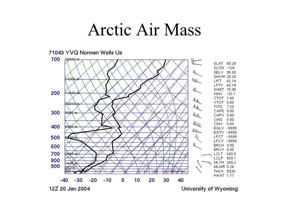 Arctic Air Mass