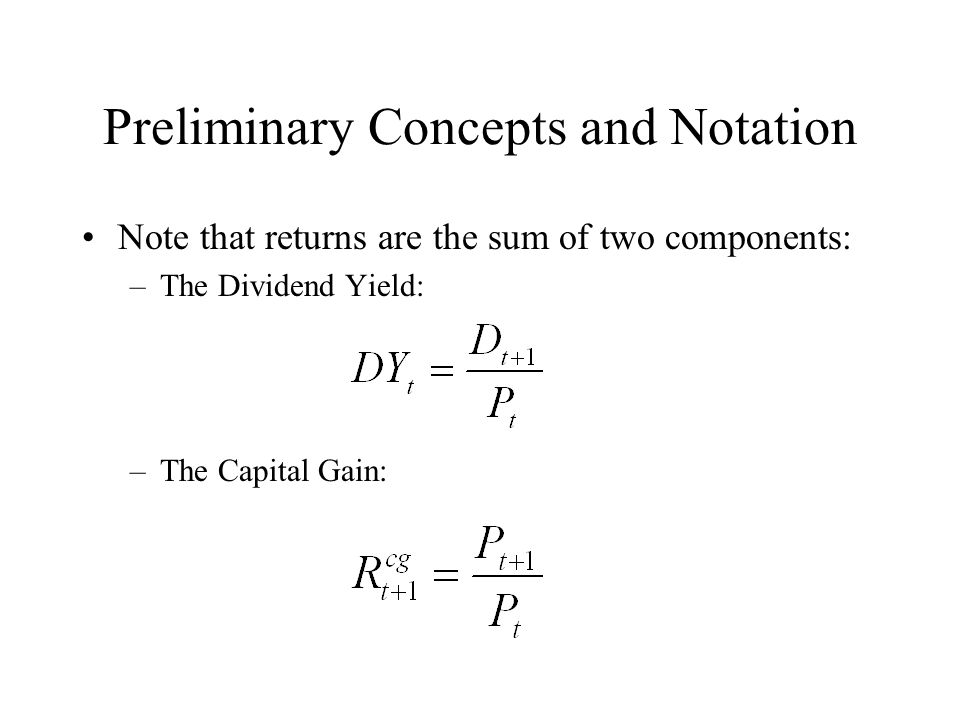 Case 1: IID Normal Returns If 1-period log returns are independent and identically normally distributed then the mean and variance of the returns distribution grows proportionally with the horizon.
