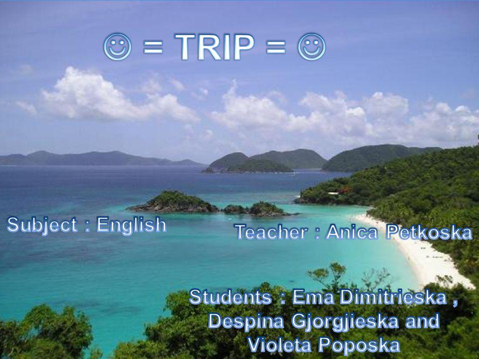 Subject: English
