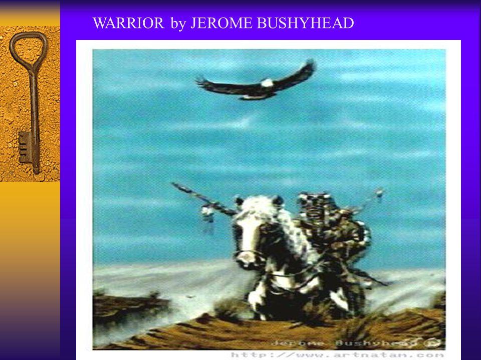 MORNING PRAYER JEROME BUSHYHEAD