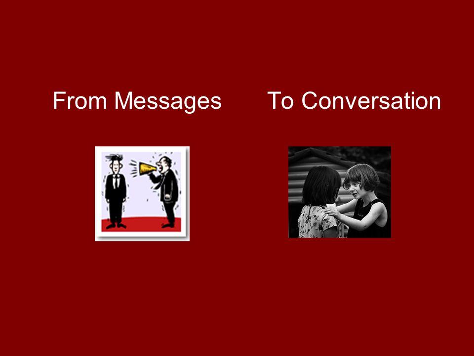 From MessagesTo Conversation