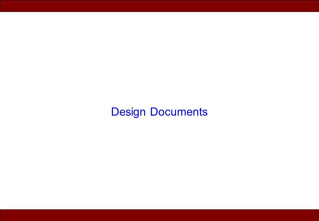 © 2010 Noah Mendelsohn Design Documents