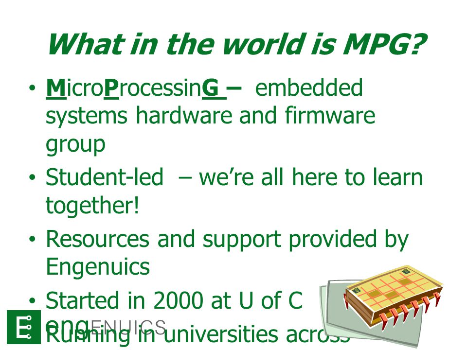 What is Engenuics.
