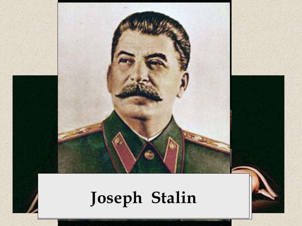 Иосиф Виссарионович Сталин Joseph Stalin