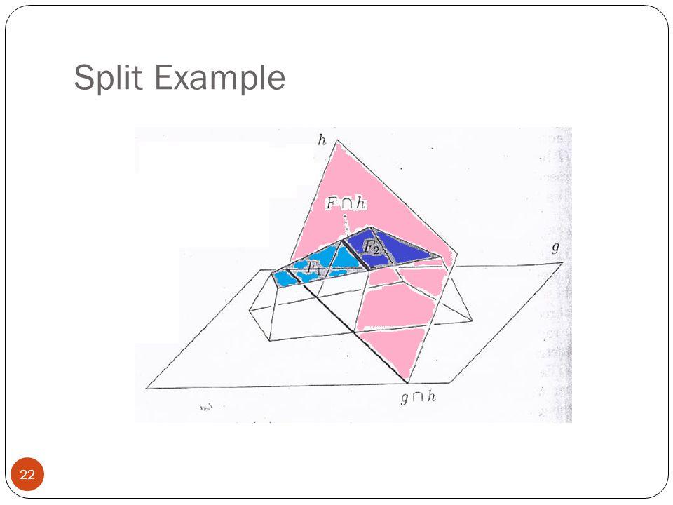 Split Example 22