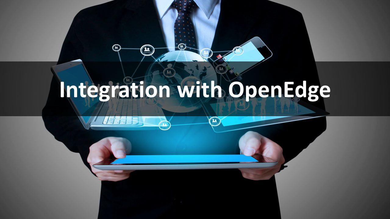 Integration with OpenEdge
