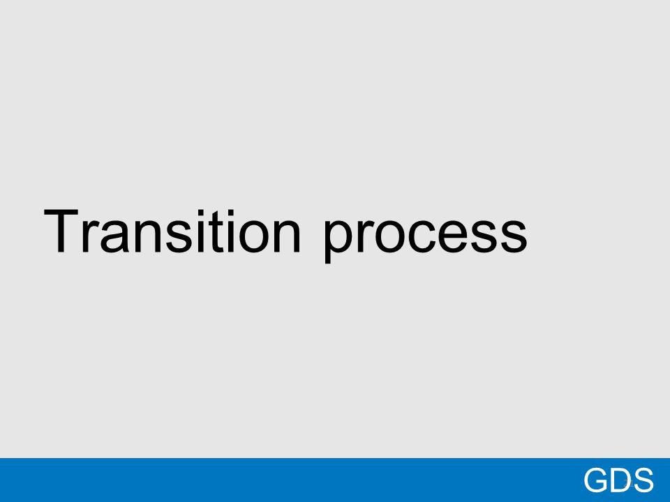 21 Transition process GDS
