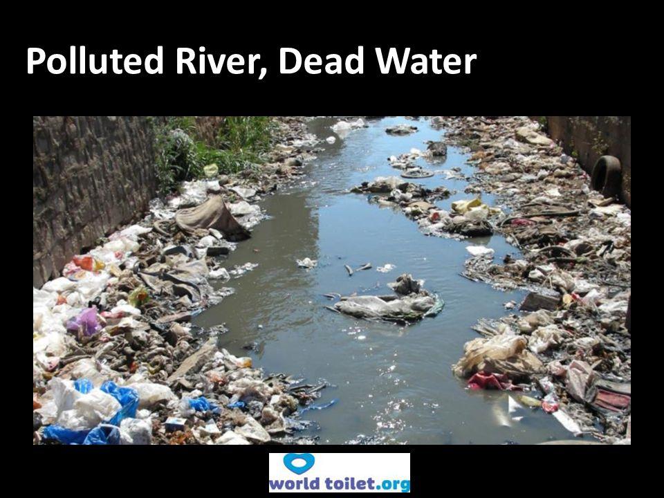 2.5 BILLIONs without access to basic sanitation.