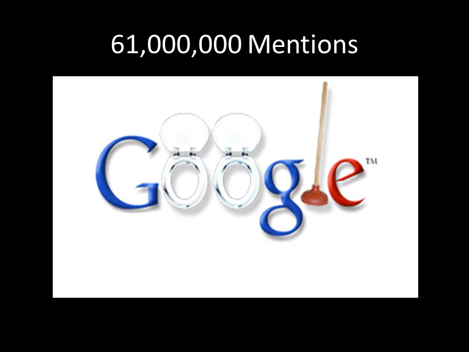 61,000,000 Mentions
